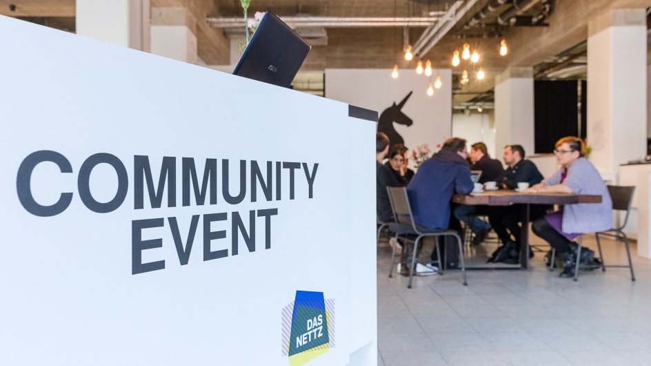 Das NETTZ: Community Event